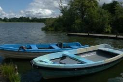 Boote am Bistensee