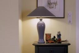 Lampe-Wohnzimmer